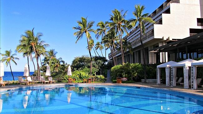Mauna Kea Beach Hotel Sunday Brunch