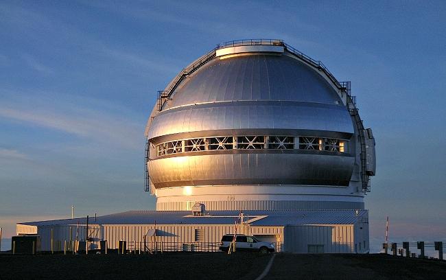 Mauna Kea Gemini Observatory