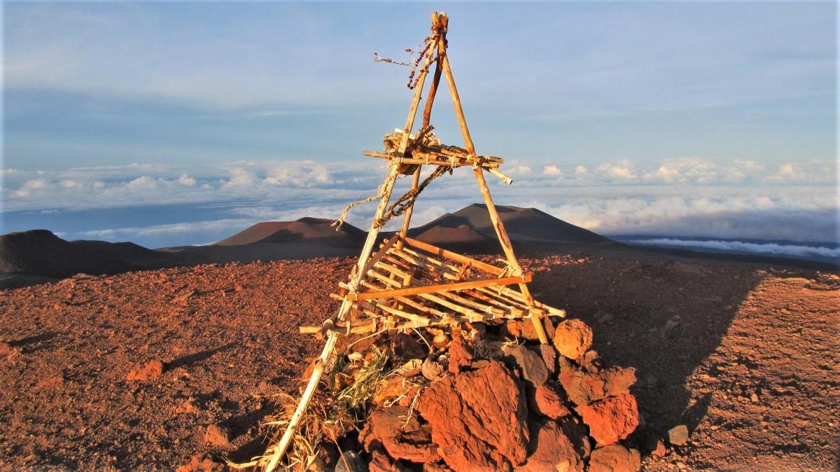 Mauna Kea is sacred to Native Hawaiians