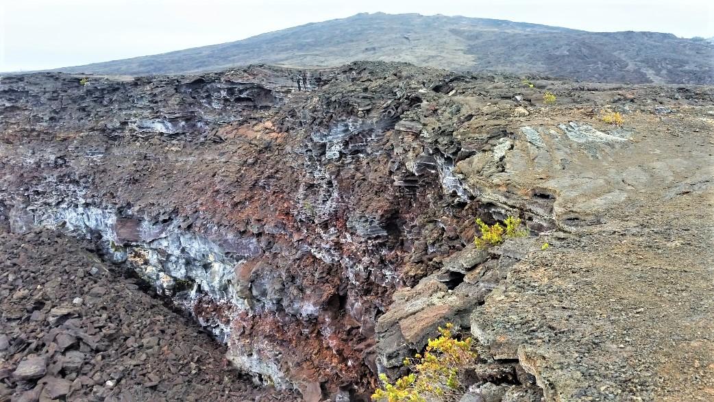 Mauna Ulu crater
