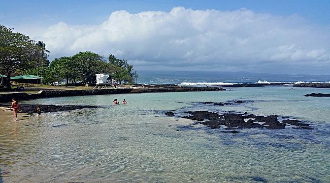 Onekahakaha Beach Park