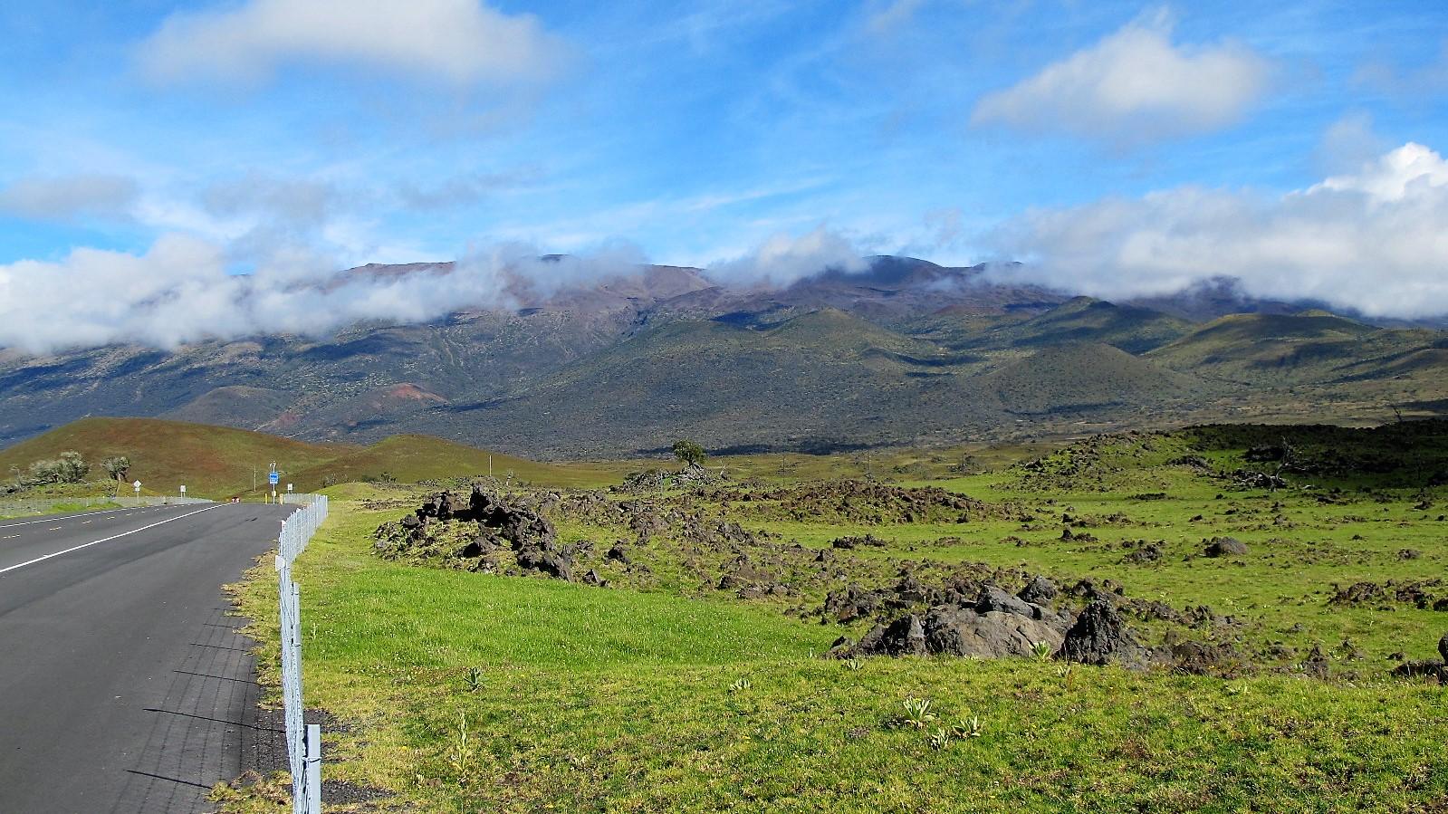 Big Island Saddle Road