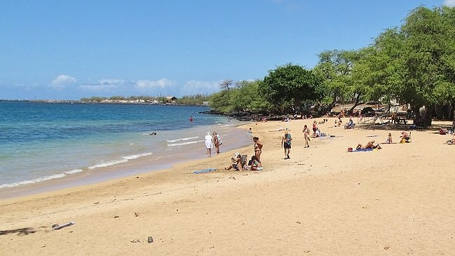 Spencer Beach Hawaii