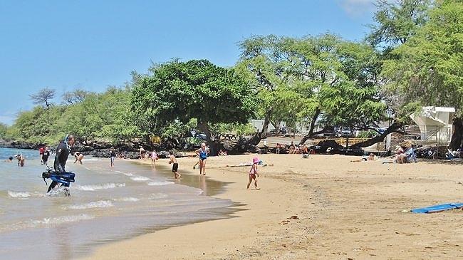 Spencer Beach